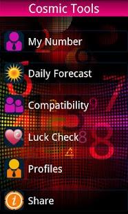 Cosmic Numbers - 2012- screenshot thumbnail