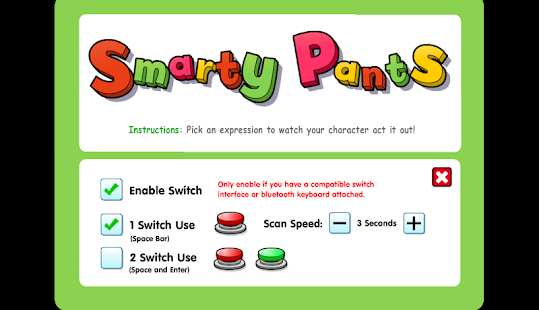 Inclusive Smarty Pants- screenshot thumbnail