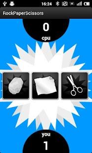 Rock, Paper, Scissors- screenshot thumbnail