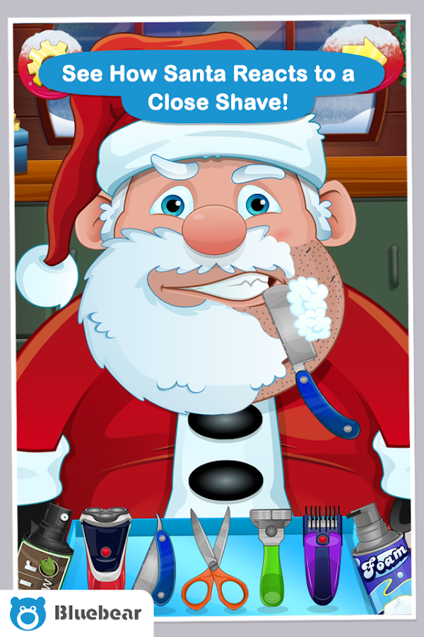 Description who said santa doesn t style his beard be warned santa isn