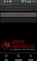 Screenshot of Radio Ondarossa
