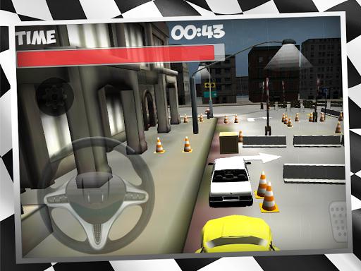 【免費模擬App】停車場挑戰3D-APP點子
