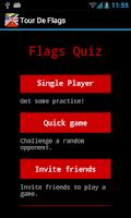 Screenshot of National Flag Quiz