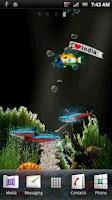 Screenshot of Bubbling Neon India Fish HD