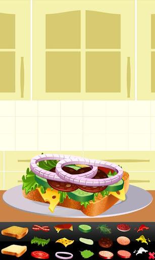【免費休閒App】Sandwich Maker-APP點子