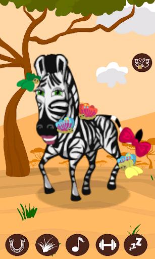 Lolly The Talking Zebra