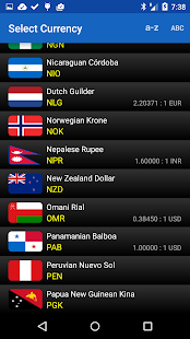 Exchange Rates (Donate)- screenshot thumbnail