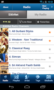 SikhNet Gurbani Media Center- screenshot thumbnail