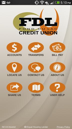 FDLCU Mobile Banking