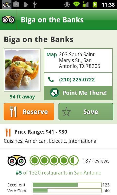 San Antonio City Guide screenshot #4