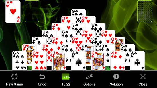 Cheops Pyramid Solitaire - náhled