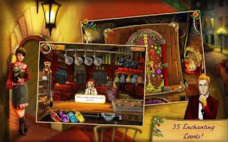 Screenshot of Potion Bar