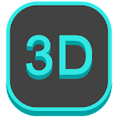 3D Theme - KK Launcher