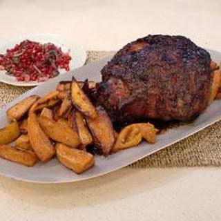 Caribbean-style Roast Lamb