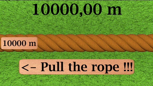 Pull the rope PRO