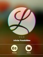 Screenshot of Litho - Layered Photo Filters