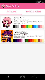 dotpict - Easy to Pixel Arts- screenshot thumbnail