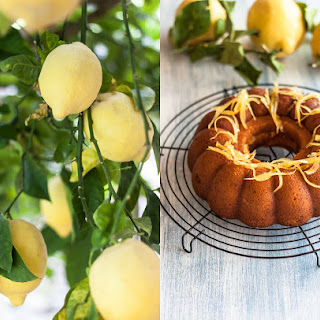 Lemon Bundt Cake.