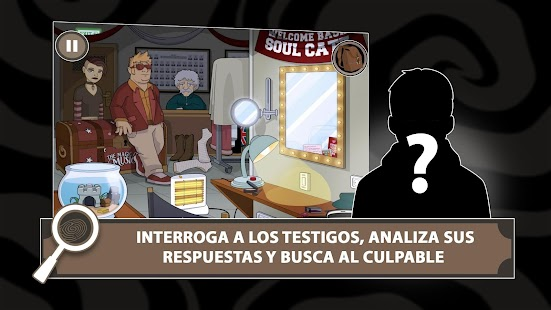 HIGH SCHOOL MYSTERY: miniatura de captura de pantalla