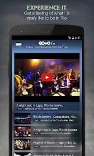 GoTo Rio: Rio de Janeiro Guide Screenshot 5
