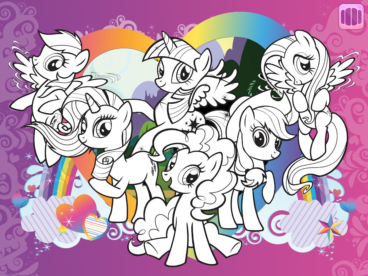 My Little Pony Trefl E-Puzzle u2013 Android-Apps auf Google Play