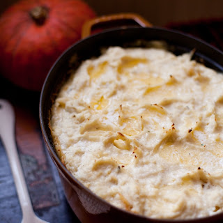 Make-Ahead Mashed Potato Casserole.