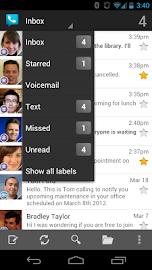 Google Voice Screenshot 2