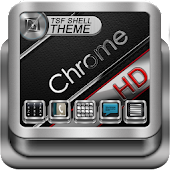 TSF Shell Theme Chrome Premium