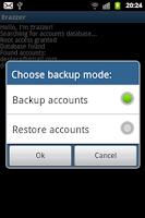 Screenshot of Erazzer Free