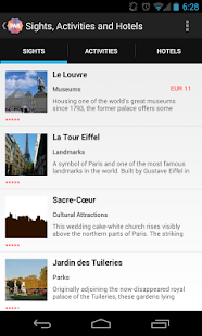 Holidayen Paris Guide- screenshot thumbnail
