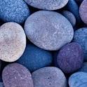 Blue Smooth Stones Underwater logo