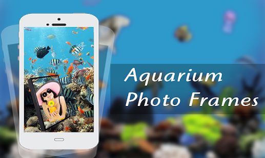 Fish Aquarium Photo Frames - náhled