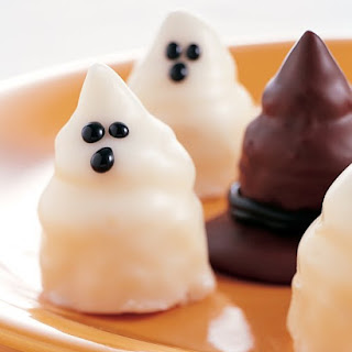 Ghoulish Petits Fours