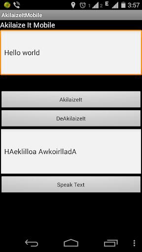 AkilaizeIt Mobile