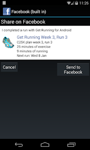 Get Running (Couch to 5K) - screenshot thumbnail