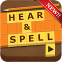 Hear & Spell -Spell Challenge icon