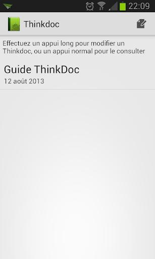 Thinkdoc