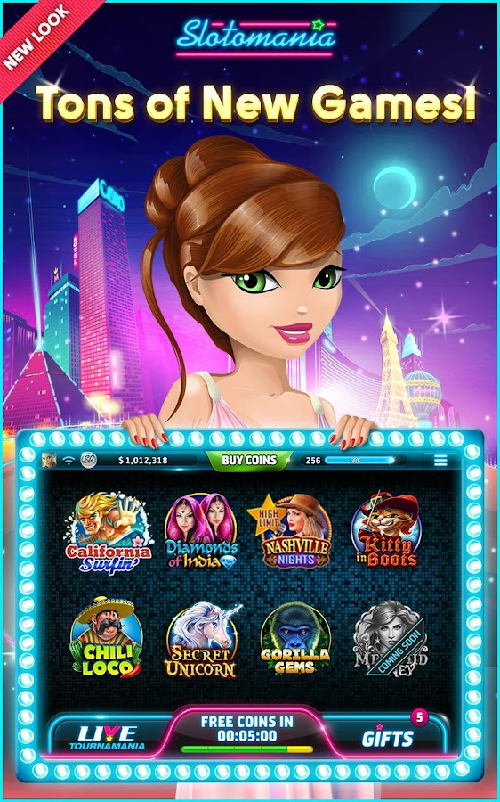 free online slot games  android