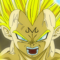 Majin Vegeta Live Wallpaper HD icon