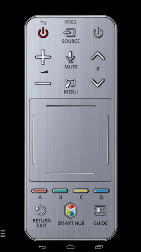 TV Samsung Remote Touchpad