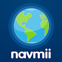 Navmii GPS 世界 (Navfree) icon