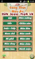 Screenshot of Mon ngon moi ngay