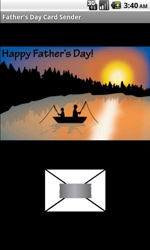 Father's Day Card Sender- screenshot