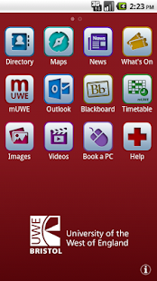UWEmobile- screenshot thumbnail