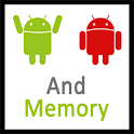 AndMemory Vocabulary Trainer logo
