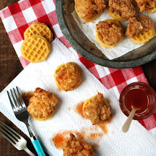 Pint-Size Chicken 'n' Waffles