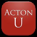 Acton University logo