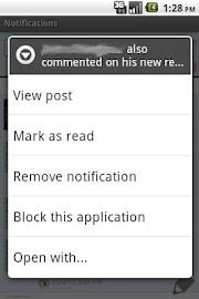 MB Notifications for Facebook Screenshot 3