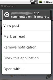 MB Notifications for Facebook - screenshot thumbnail