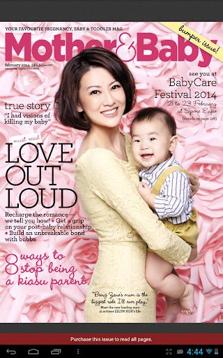【免費生活App】Mother & Baby Singapore-APP點子